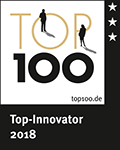 DriveLock awarded as TOP Innovator. The information security and endpoint security solution provider is one of the top 100 innovative companies in the German SME sector.