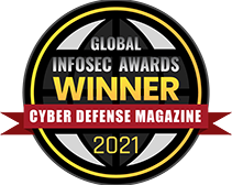 Winner of the InfoSec Awards from Cyber Defense Magazine 2020