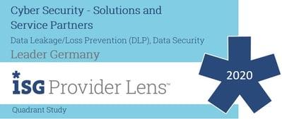 Data Leakage Loss Prevention (DLP), Data Security, ISG Provider Lens