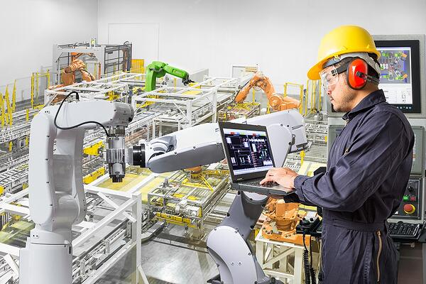 Industrial security becomes increasingly important in times of hacking attacks on production equipment, ICS systems and SCADA systems