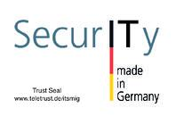 IT Security made in Germany TeleTrusT Seal